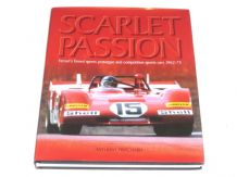Scarlet Passion . Ferrari's Famed Sports Prototype & Competition Sports Cars 1962-73(Pritchard 2004)
